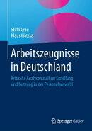 Arbeitszeugnisse in Deutschland