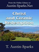 Christ and Cosmic Redemption