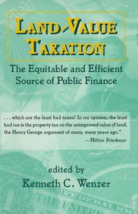 Land-ValueTaxationTheEquitableSourceofPublicFinance