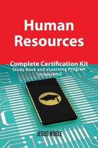 HumanResourcesCompleteCertificationKit-StudyBookandeLearningProgram