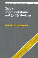 Galois Representations and (Phi, Gamma)-Modules