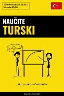 Naučite Turski - Brzo / Lako / Učinkovito