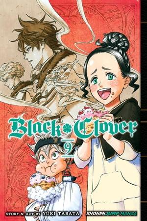 Black Clover, Vol. 9【電子書籍】[ Y?ki Tabata ]