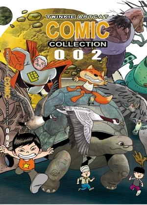 Twinkie Artcat Comic Collection 002【電子書籍】[ Twinkie Artcat ]