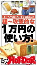 by Hot-Dog PRESS 超~攻撃的な1万円の使い方! ボーナス貰ったいまなら買える?!