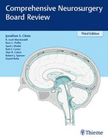 Comprehensive Neurosurgery Board Review【電子書籍】