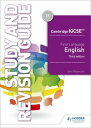 Cambridge IGCSE First Language English Study and Revision Guide 3rd edition【電子書籍】[ John Reynolds ]