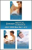 Harlequin Medical Romance July 2020 - Box Set 1 of 2