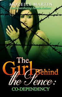 Girl Behind the Fence