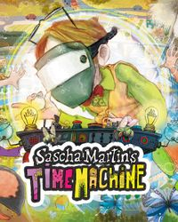 Sascha Martin's Time MachineA kids' sci-fi misadventure that will have you in stitches. It's funny too【電子書籍】[ John Arthur Nichol ]