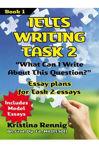 IELTSWritingTask2.'WhatCanIWriteAboutThisQuestion?'Book1