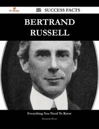 BertrandRussell32SuccessFacts-EverythingyouneedtoknowaboutBertrandRussell