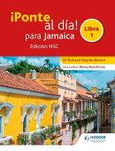 Ponte al dia para Jamaica Libro 1 Edicion NSC