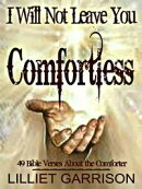 I Will Not Leave You Comfortless: 49 Bible Verses About the Comforter