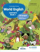Hodder Cambridge Primary World English Learner's Book Stage 5