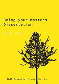 DoingYourMastersDissertation