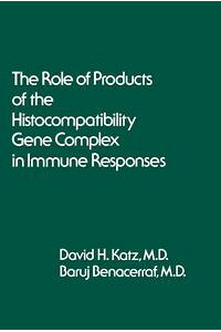 TheRoleofProductsoftheHistocompatibilityGeneComplexinImmuneResponses
