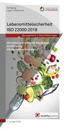 Lebensmittelsicherheit ISO 22000:2018