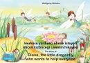 Herkese yardımcı olmak isteyen küçük kızböceği Lale'nin hikayesi. Türkçe-İngilizce. / The story o…