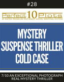 """Perfect 10 Mystery / Suspense / Thriller Cold Case Plots #28-7 """"AN EXCEPTIONAL PHOTOGRAPH – REAL MYSTERY TH…"""