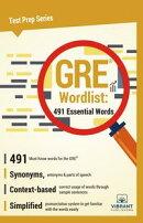 GRE Wordlist: 491 Essential Words