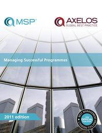 Managing Successful Programmes 2011 Edition【電子書籍】[ AXELOS ]