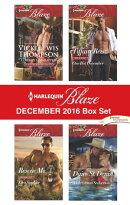 Harlequin Blaze December 2016 Box Set