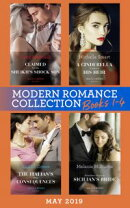 Modern Romance May 2019: Books 1-4: Claimed for the Sheikh's Shock Son (Secret Heirs of Billionaires) / A Ci…