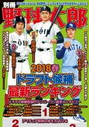 別冊野球太郎 2018春 ドラフト候補最新ランキング