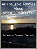APPROACH TO GOD
