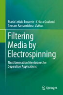 Filtering Media by Electrospinning