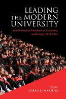 Leading the Modern University