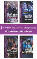 Harlequin Romantic Suspense November 2019 Box Set