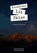 Snowflake-Lit Skies