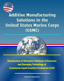 Additive Manufacturing Solutions in the United States Marine Corps (USMC) - Examination of Alternative Metho…