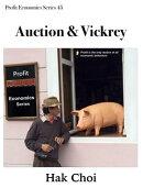 Auction & Vickrey