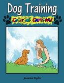 Dog Training Colorful Cartoons