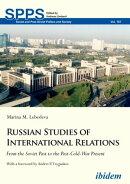 Russian Studies of International Relations