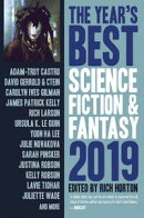 The Year's Best Science Fiction & Fantasy, 2019 Edition