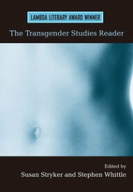 The Transgender Studies Reader【電子書籍】