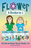 The Fun in Flower Series: Books 1-4