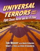 Universal Terrors, 1951-1955
