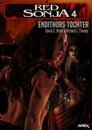 RED SONJA, BAND 4: Endithors Tochter