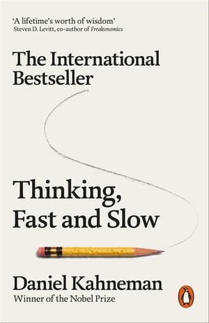 Thinking, Fast and Slow【電子書籍】[ Daniel Kahneman ]