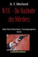 N.Y.D. - Die Rückkehr des Mörders