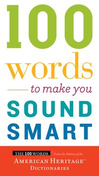 100WordsToMakeYouSoundSmart