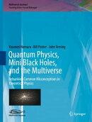 Quantum Physics, Mini Black Holes, and the Multiverse