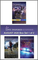 Harlequin Love Inspired Suspense August 2020 - Box Set 1 of 2