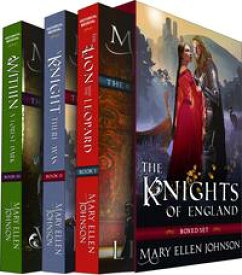 The Knights of England Boxed Set, Books 1-3Three Complete Historical Medieval Romance【電子書籍】[ Mary Ellen Johnson ]
