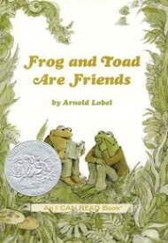 Frog and Toad Are Friends【電子書籍】[ Arnold Lobel ]